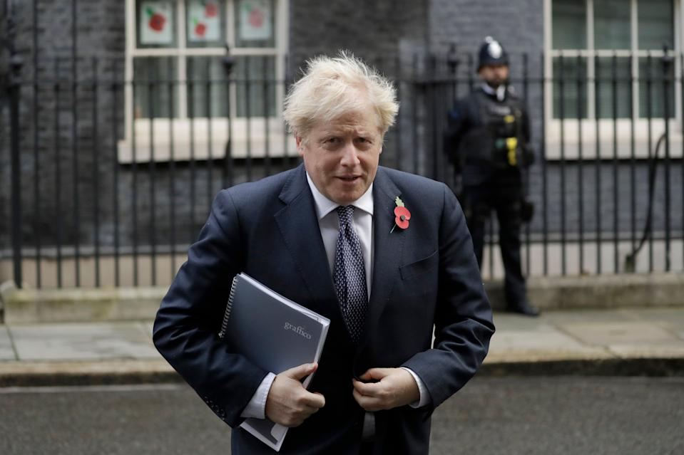 <p>The PM is expected to launch a series of new measures on Monday</p>AP