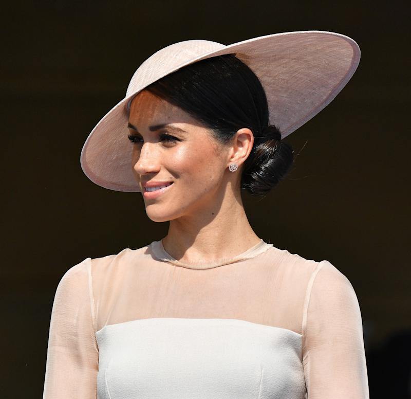 Megan Markle Is Undergoing Six Months of Duchess Lessons