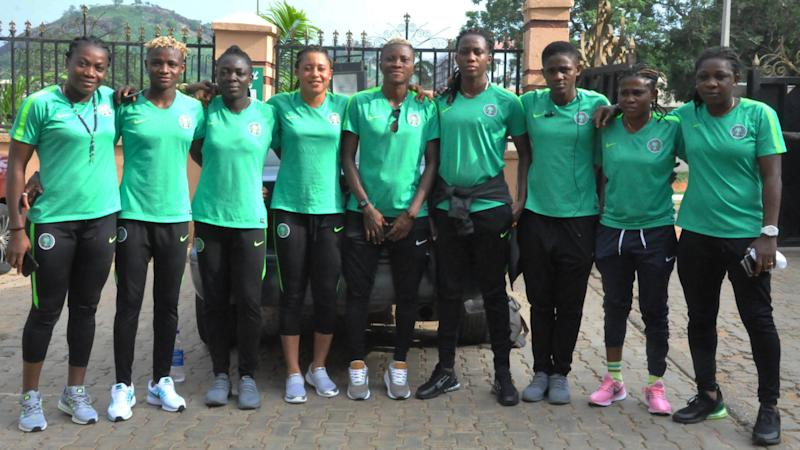 Nigeria commence final Women's World Cup preparation in Austria
