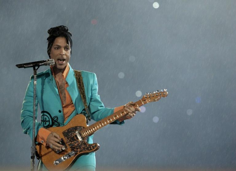 A new album from the late Prince, shown here performing during the Super Bowl halftime show in 2007, is set for release July 30