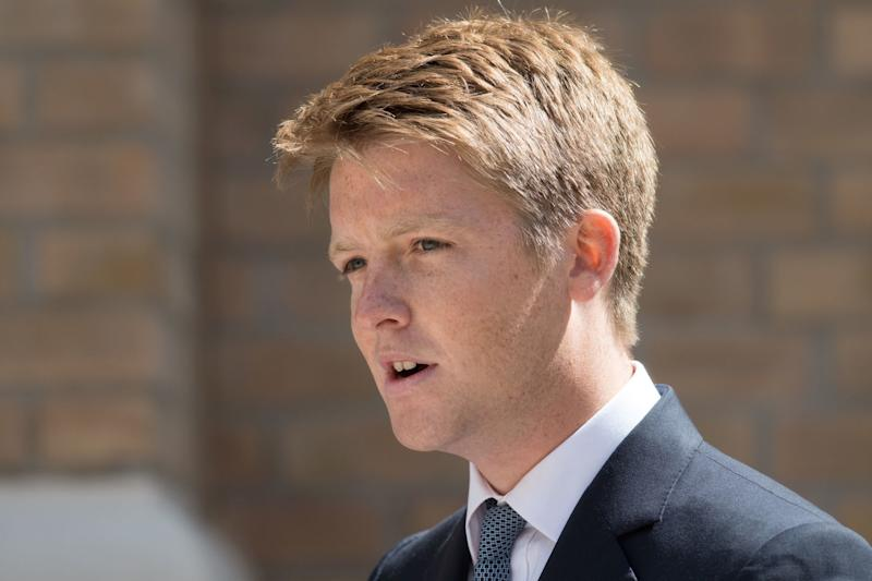 Hugh Grosvenor, the Duke of Westminster, plans to knock a London building down and build luxury flats, it has been reported (Picture: PA)