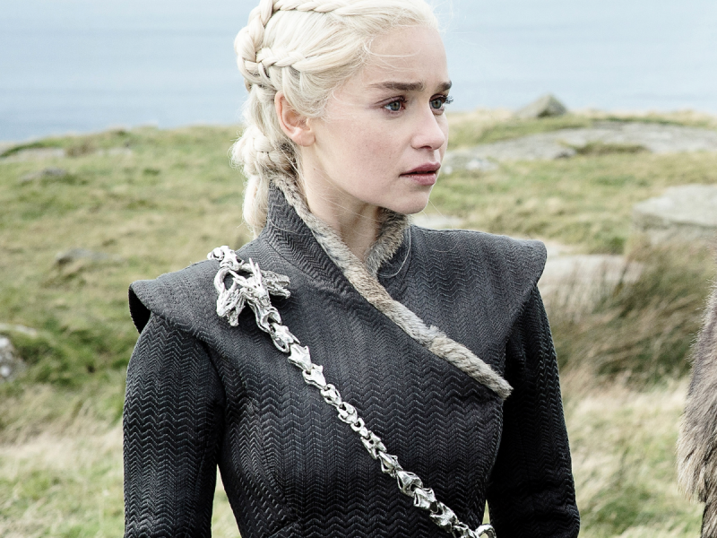Hair Style Reddit: Reddit Has A Wild Theory About Daenerys Targaryen's New