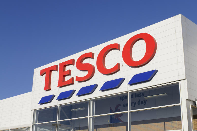 Tesco to stop using plastic-wrap for multipack tins in stores