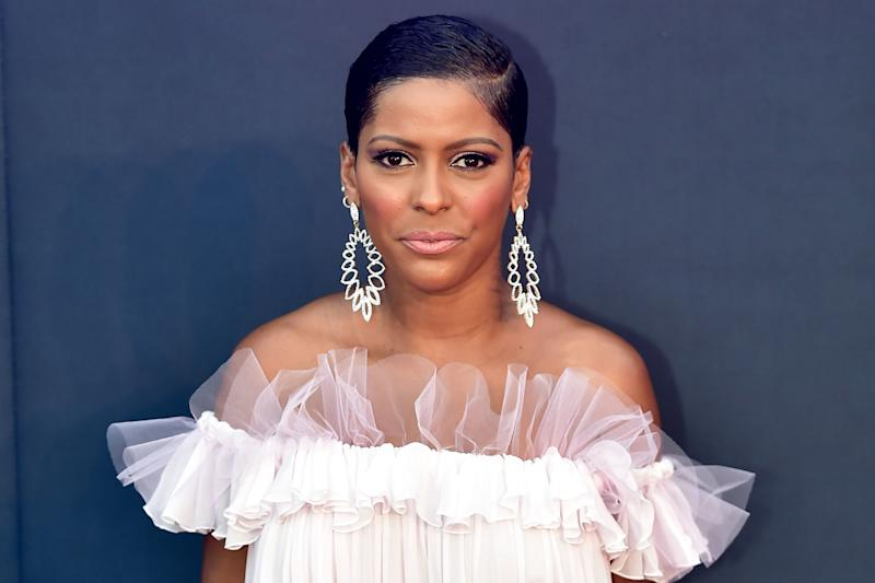 Tamron Hall denies dealing cocaine in college after alleged admission scrubbed from talk show
