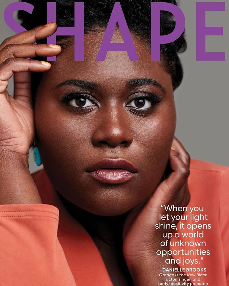 OITNB' Star Danielle Brooks Breaks Down Over Bullies After