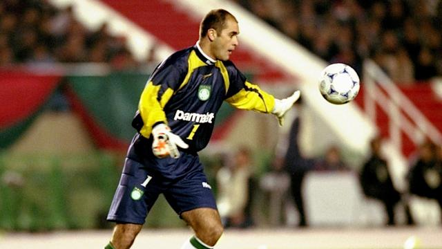 Marcos Reis Palmeiras Manchester United Toyota Cup 1999