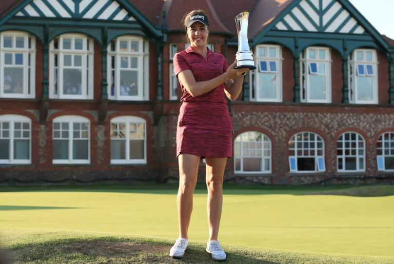 Women's British Open: Prize money increased by 40%""