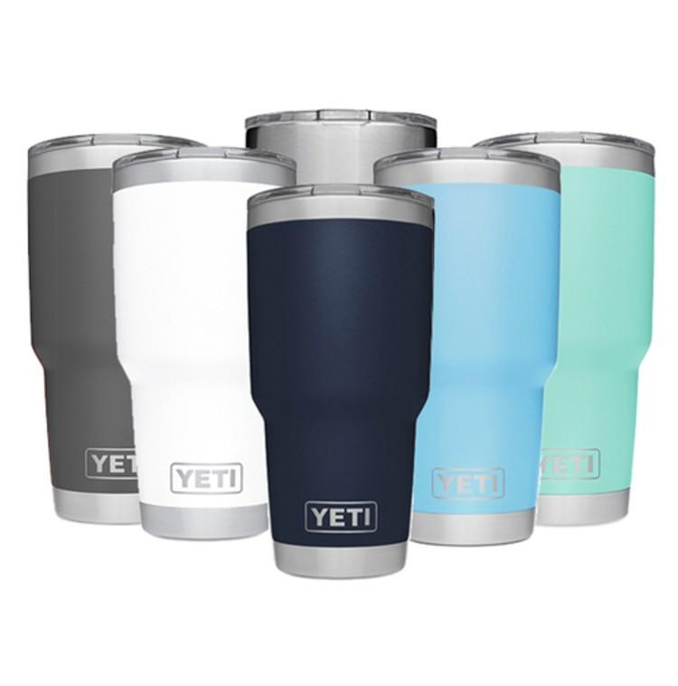 Yeti Rambler Tumbler with MagSlider Lid (Photo: Yeti)