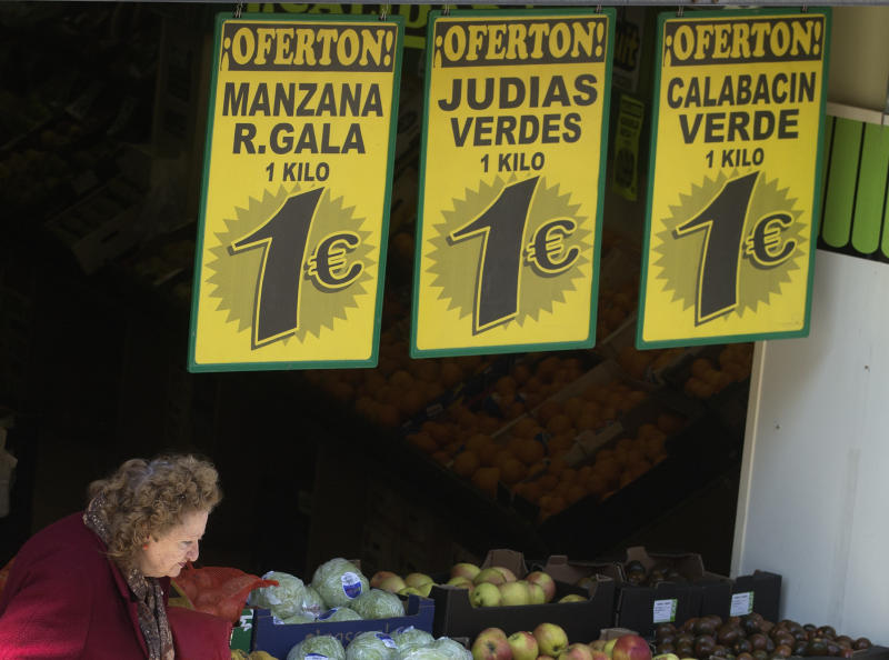Spanish bond auction unaffected by Cyprus jitters