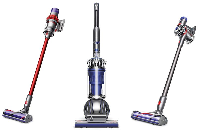 Sale Alert! Dyson Vacuums and Air Purifiers Are Majorly Marked Down Right Now