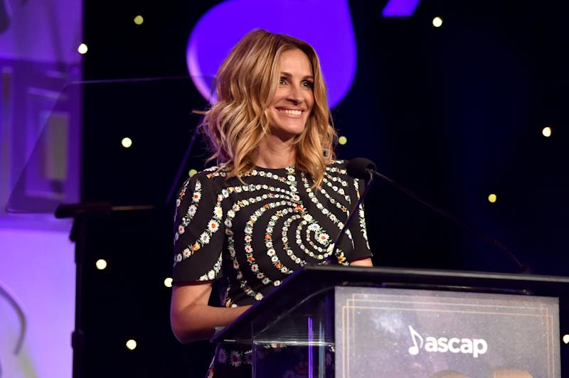 Julia Roberts (Foto: Lester Cohen/Getty Images for ASCAP)
