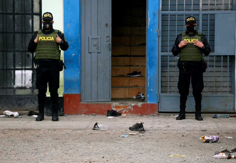 'I could have suffocated': Peru's pandemic tensions burst with nightclub tragedy