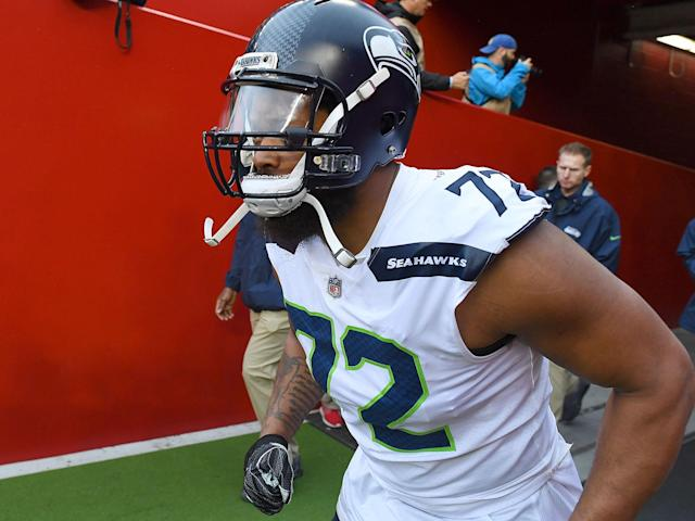<p>Half of the Seahawks DE's 2017 jersey sales profits are pledged to inner-city garden projects, and all of his endorsement earnings are tabbed for s.t.e.a.m. programs (science, technology, engineering, arts and math) and charities focused on empowering minority women.</p>