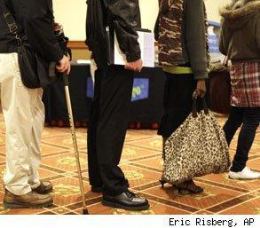 weekly unemployment claims drop