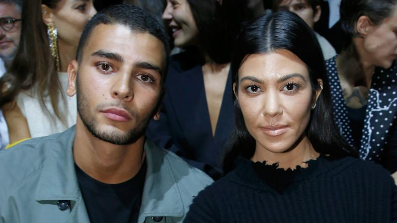Kourtney Kardashian & Jounes Bendjima Have Been All Over Each Other Recently—We Need Answers