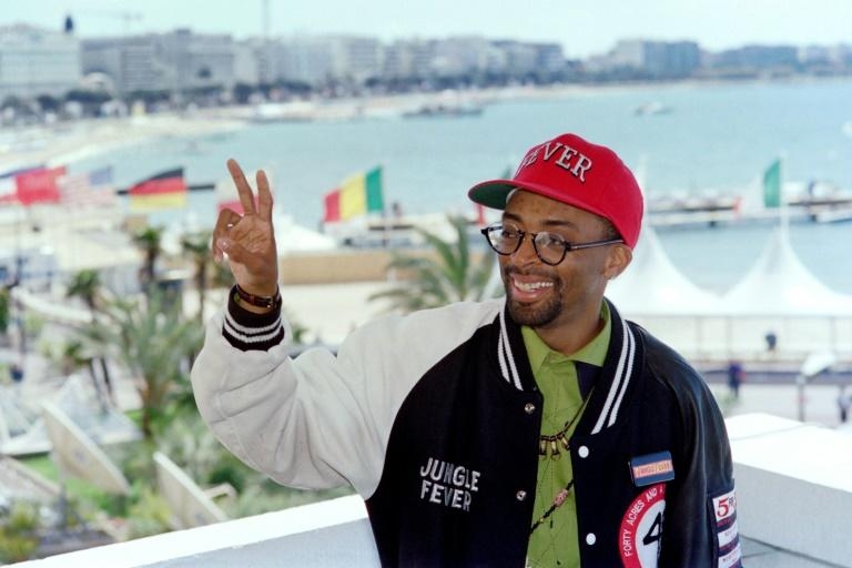Spike Lee is the first person of black African descent to preside at the world's biggest film festival