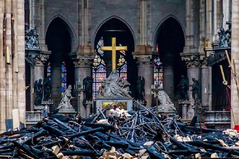 Young, Pregnant Urged to Take Blood Tests for Lead After Notre-Dame Fire