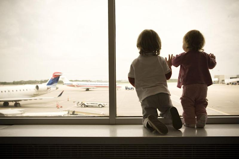 The family weren't able to get on another plane that day. Photo: Getty