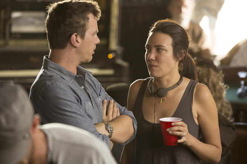 Jonathan Nolan and Lisa Joy. (PHOTO: HBO)