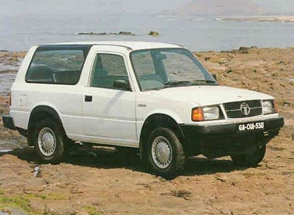 Its cult advertisement and stunning looks meant that the Sierra can safely be called as the first proper luxury SUV for India. Back in the day, this was what boys and men used to drool over.