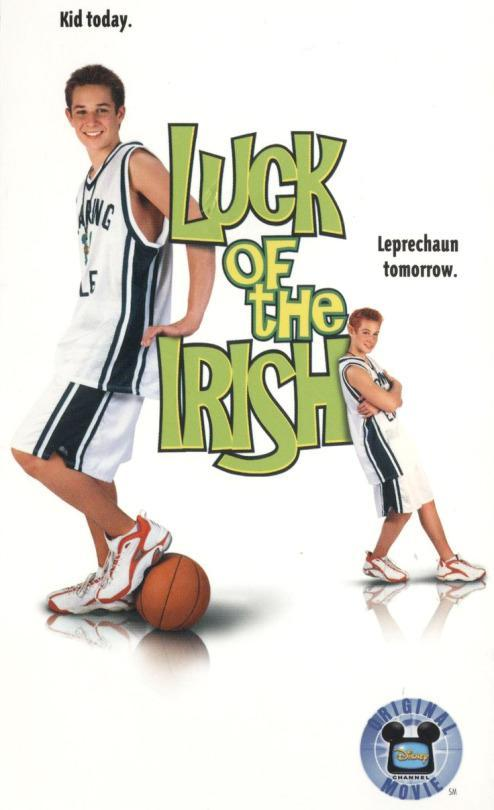 <p>Disney Channel mainstay Ryan Merriman (<i>Final Destination 3</i>) stars in this extremely graphic French horror film about an evil leprechaun who plays basketball.<br><br>(Credit: Disney Channel) </p>