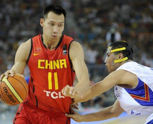 Yi has signed a contract with the Guangdong Southern Tigers