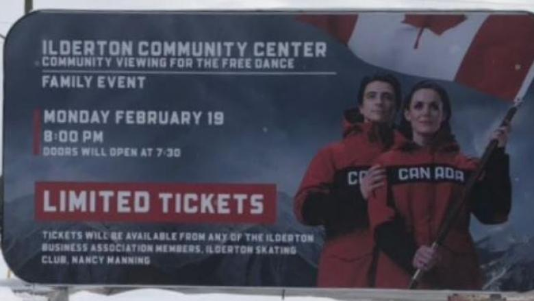 Tessa and Scott shown love with doughnut, signs and a big party in Ilderton, Ont.