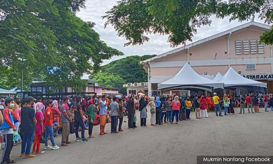 Tents to be added to cater to Semporna PPV crowds