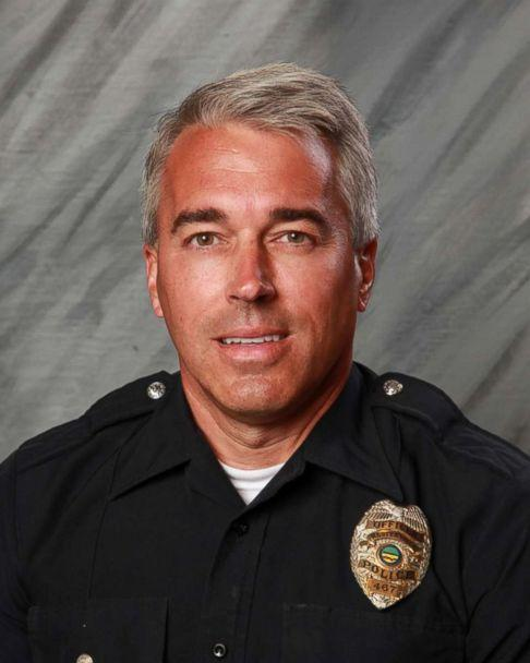 PHOTO: Westerville Police Officer Anthony Morelli was fatally shot on February 10, 2018, responding to a 911 hang-up phone call. (Westerville Police Department)