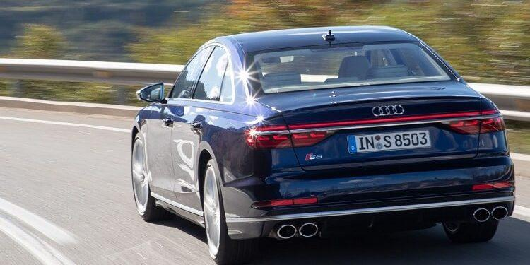 2020 Audi A8 Aims for Performance-Oriented Luxury with the S8