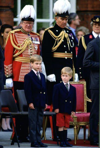 """<p>From a very young age, royal children are taught how to behave at public engagements. Although they're not full-time working royals yet, they attend engagements throughout the year, like family services, such as christenings or weddings, and more public events, like the Queen's birthday ceremony, <a href=""""https://www.goodhousekeeping.com/life/entertainment/a27733835/what-is-trooping-the-colour/"""" rel=""""nofollow noopener"""" target=""""_blank"""" data-ylk=""""slk:Trooping the Colour"""" class=""""link rapid-noclick-resp"""">Trooping the Colour</a>.</p>"""