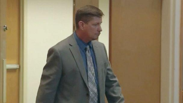 PHOTO: Michael Drejka, who killed Markeis McGlockton outside a Clearwater, Florida store appears in court. (WFTS)