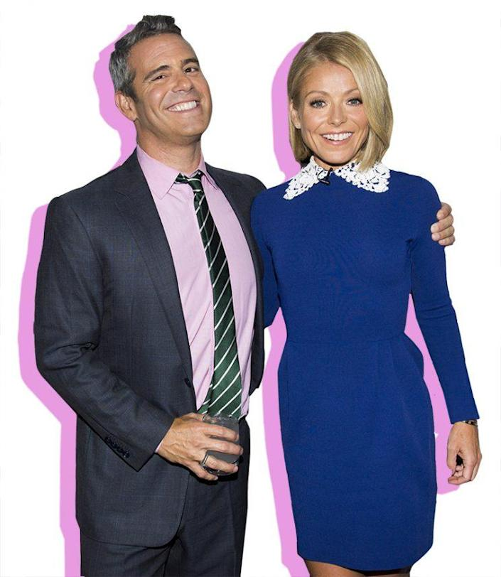 Kelly Ripa knows all. (Photo: Getty Images)
