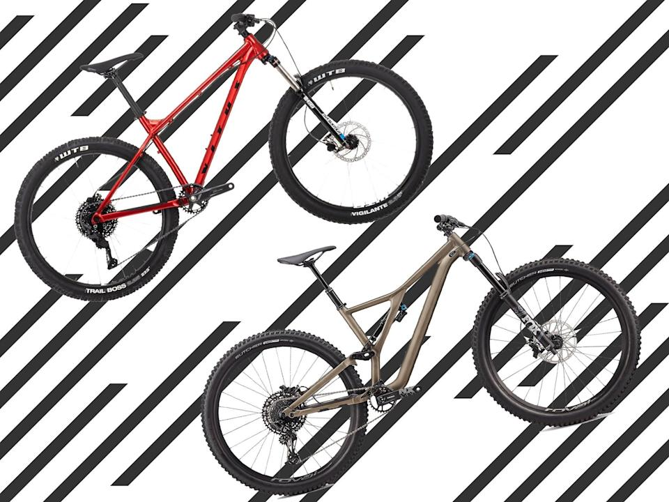 We tested these bikes on a range of trails to find the top performers (The Independent/iStock)