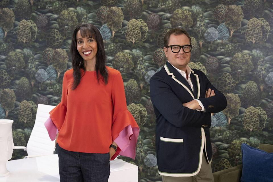 <p>Author and former Elle Decoration editor-in-chief, Michelle Ogundehin, will set the 10 designers a different challenge each week as they battle it out for top prize. </p><p><strong>Q: </strong>What's the difference between a good interior designer and a great interior designer?</p><p><strong>A: '</strong>Active listening skills! Too often designers occupy a zone of trying to convince, cajole and persuade a client to do what they like, instead of sitting back and simply asking them loads of questions. What they want to achieve? How do they want to feel in the space? What are their core objectives? Truly great designers paint a picture of renewed possibility, and then colour it in afterwards to suit a client's desires.'</p>