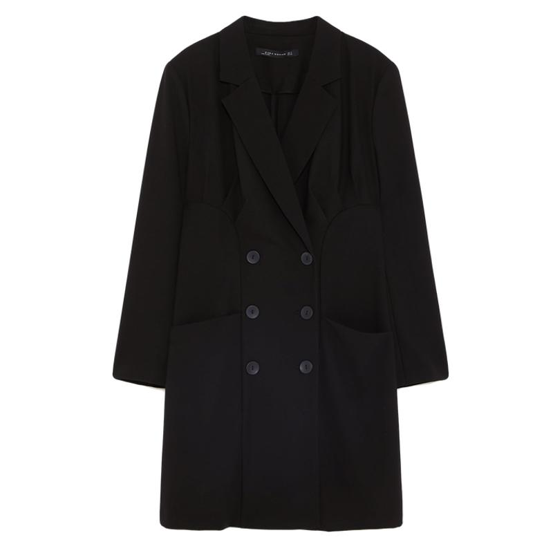 """<a rel=""""nofollow"""" href=""""https://www.zara.com/us/en/dress-with-shoulder-pads-p04786043.html?v1=5426019&v2=805003%20"""">Dress With Shoulder Pads, Zara, $70<p>A celebrity favorite as of late, the blazer dress is sexy-chic.</p> </a><p>     <strong>Related Articles</strong>     <ul>         <li><a rel=""""nofollow"""" href=""""http://thezoereport.com/fashion/style-tips/box-of-style-ways-to-wear-cape-trend/?utm_source=yahoo&utm_medium=syndication"""">The Key Styling Piece Your Wardrobe Needs</a></li><li><a rel=""""nofollow"""" href=""""http://thezoereport.com/beauty/celebrity-beauty/sarah-jessica-parker-bangs-haircut/?utm_source=yahoo&utm_medium=syndication"""">Sarah Jessica Parker's Latest Haircut Is The Perfect Spring Upgrade</a></li><li><a rel=""""nofollow"""" href=""""http://thezoereport.com/entertainment/celebrities/spice-girls-reunion-album-show-2018/?utm_source=yahoo&utm_medium=syndication"""">The Spice Girls Are Reuniting—Yes, All 5 Of Them</a></li>    </ul> </p>"""
