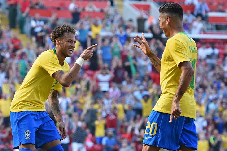 Will Neymar win the Golden Boot and lead Brazil on a deep World Cup run? (Getty)
