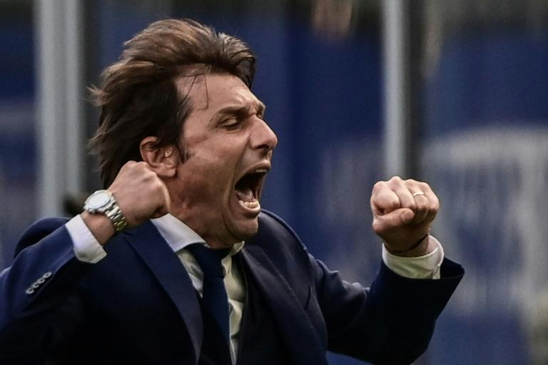 Antonio Conte has won league titles with Inter Milan, Juventus and Chelsea.