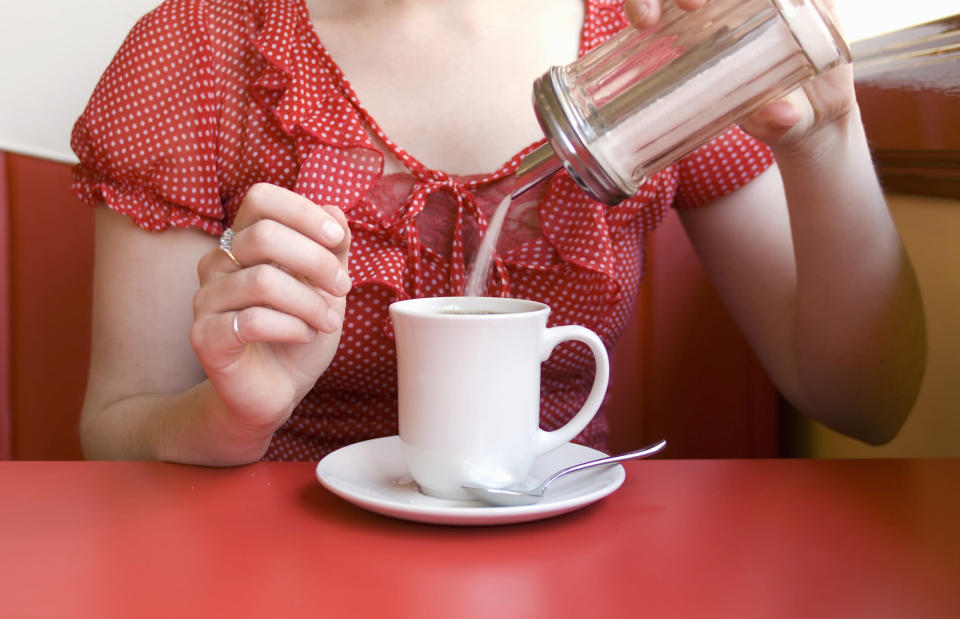 Researchers have found you don't need sugar in your tea to enjoy it [Photo: Getty]