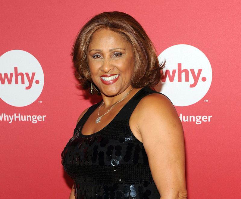 FILE - This June 13, 2012 file photo shows actress and singer Darlene Love at the WhyHunger Chapin Awards Dinner in New York. Love is recovering from a mild heart attack, her agent said Friday, July 27. Eric Stevens said on the phone that the 71-year-old singer-actress experienced some discomfort prior to a performance over the weekend in Asbury Park, N.J. As the pain grew a day later, Love went to a hospital and was told she suffered a mild heart attack. (Photo by Diane Bondareff/Invision/AP)