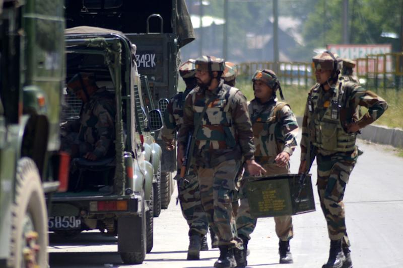 Jammu and Kashmir: Police files FIR against Army over video of man used as 'shield'