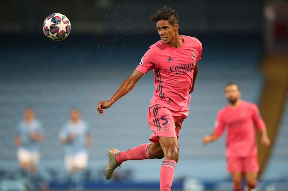 Defender Raphael Varane has joined Man United from Real Madrid (Nick Potts/PA) (PA Archive)