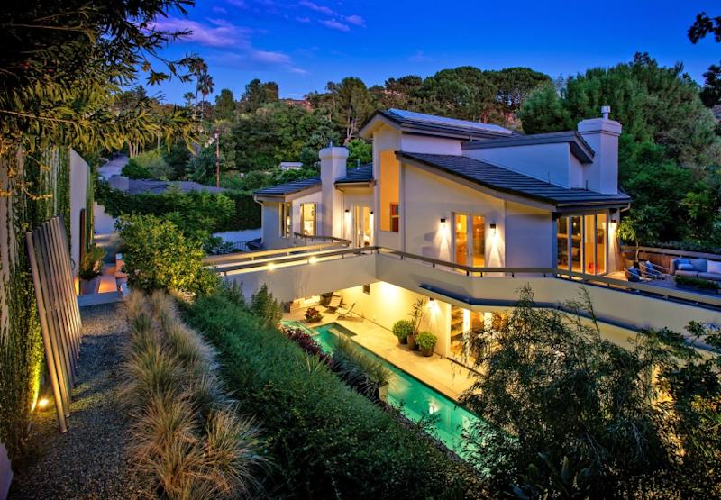 Entertainment executive Debra Lee has listed her Beverly Hills Post Office-area home of five years for sale at $3.495 million.