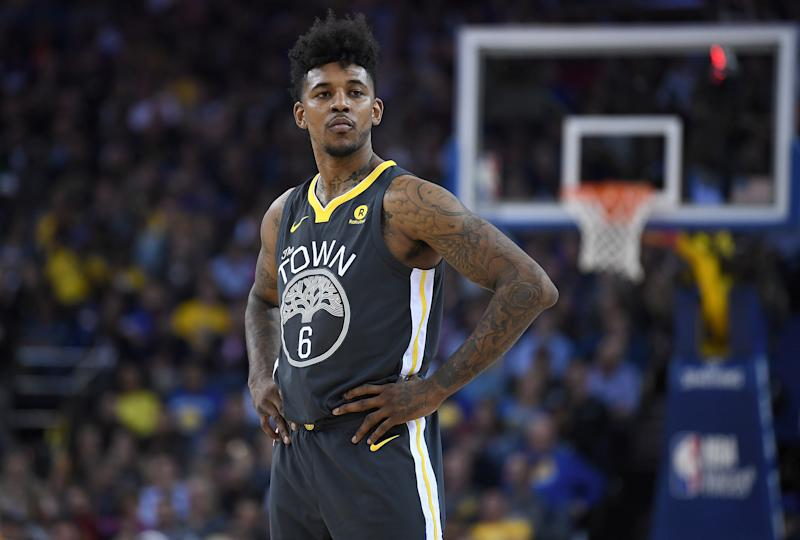 Former Lakers Star Nick Young Arrested In Hollywood