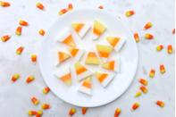 "<p>Don't judge a jello shot by how you feel about the candy.</p><p>Get the recipe from <a href=""/holiday-recipes/halloween/recipes/a49781/easy-candy-corn-jello-shots-recipe/"" data-ylk=""slk:Delish"" class=""link rapid-noclick-resp"">Delish</a>.</p>"
