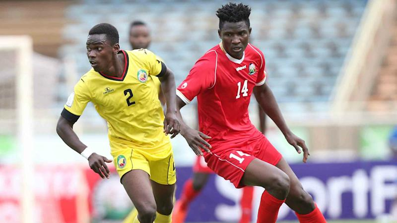 Michael Olunga passes a late fitness test for Harambee Stars friendly