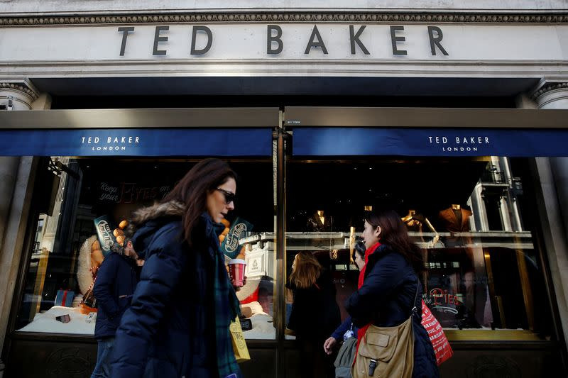 Ted Baker probes £25m stock overstatement