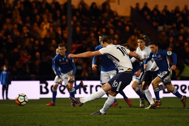 Tottenham vs Rochdale: FA Cup prediction, how to watch on TV and online live streaming, start time, team news, line-ups, head to head, betting tips and odds