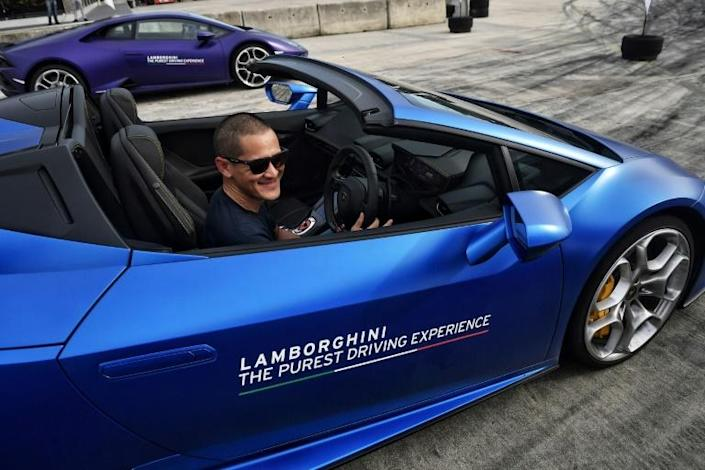 Thai businessman Thanakorn Mahanontharit, also known as Yod, bought his Lamborghini as the coronavirus was bringing the global economy to its knees