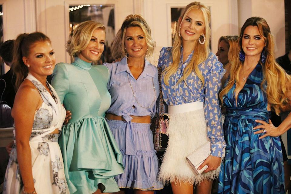 """<p>When the show airs, the drama can get real. From things said behind their back to situations that unfolded a lot differently than one thought. That's why the Housewives are <a href=""""https://caroleradziwill.com/blog"""" rel=""""nofollow noopener"""" target=""""_blank"""" data-ylk=""""slk:supposed to keep a blog"""" class=""""link rapid-noclick-resp"""">supposed to keep a blog</a> with their reactions to each episode as part of their job. </p>"""